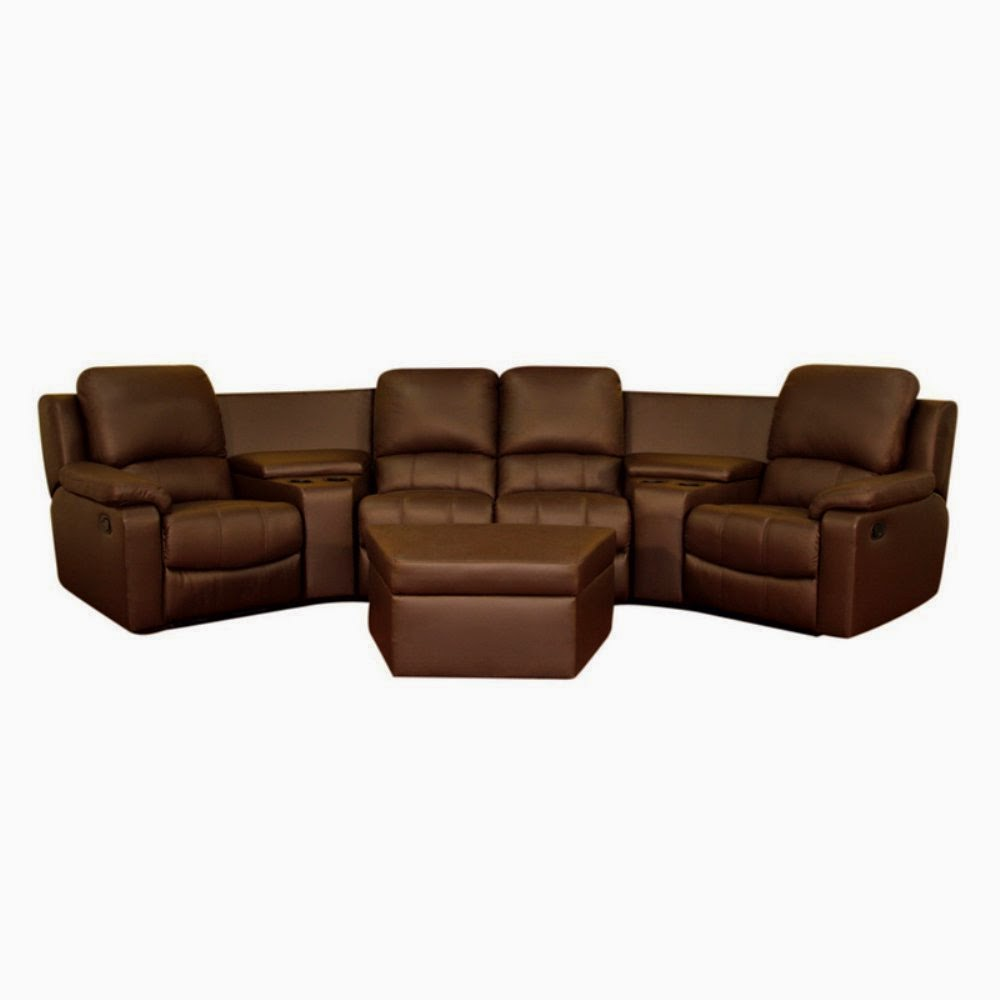 Curved Sofa Sectional Leather: Cheap Reclining Loveseat Sale : Curved Leather Reclining