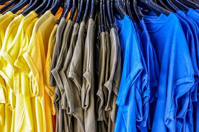 cara menghapus sablon pada pakaian