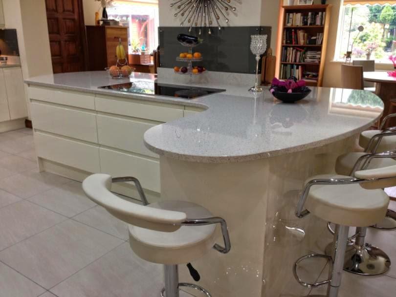 30 modelos de mesas y barras para cocinas de todos los estilos cocinas con estilo - Mesas redondas para cocinas ...