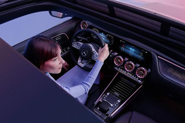 Mercedes EQA: SUV elétrico baseado no GLA - fotos e detalhes