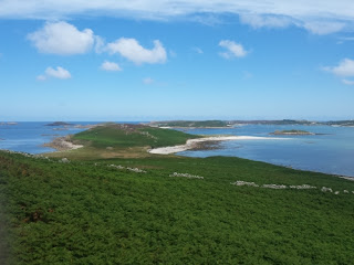 Samson, Scilly Isles - still one island at present...