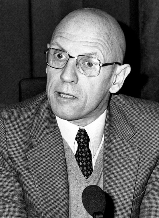Biography of michel foucault