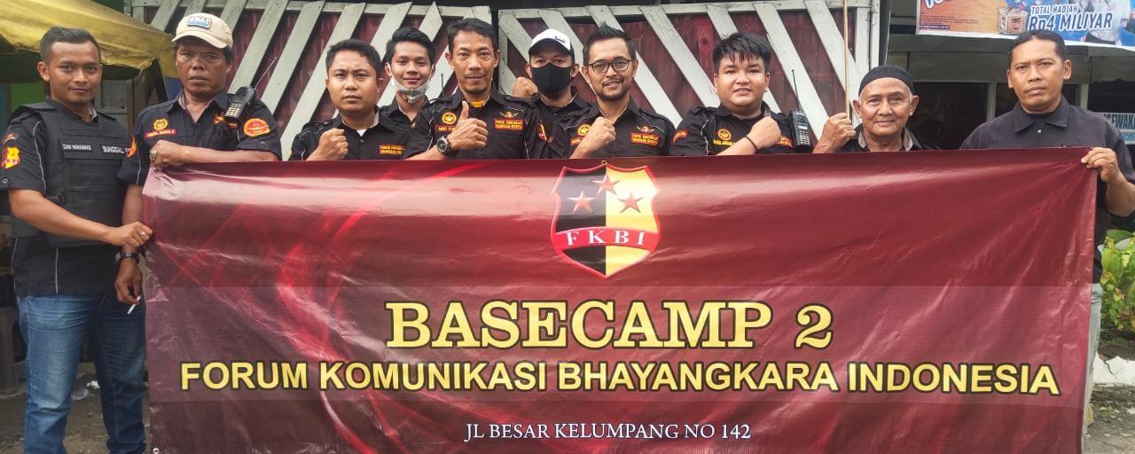 Forum Komunikasi Bhayangkara Indonesia Resmikan Bascamp di Deli Serdang
