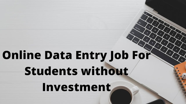 Online Data Entry Jobs for Students Without Investment From Home, Online Data Entry Jobs for Students, Online Data Entry Jobs for Students Without Investment, Students Online Data Entry Jobs From Home.