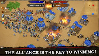 War of Kings apk mod recursos infinito