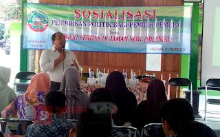 Ketua Yayasan Suyitno : Hati-Hati Dengan Berita Bohong Atau Hoax