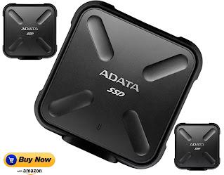 ADATA SD700 External SSD -Best external SSD in India
