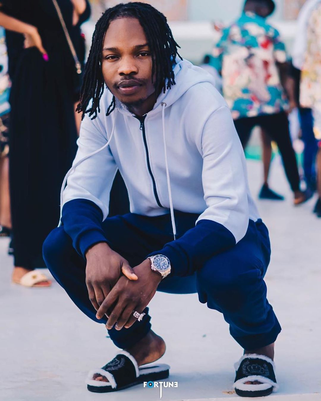 Naira Marley Apologise to Lagos State Government