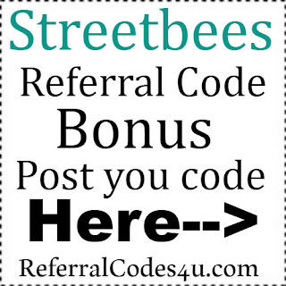 Streetbees App Referral Code, Streetbees App Invite Code & Streetbees App Sign Up Bonus