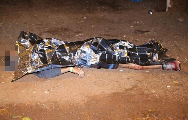 Festa clandestina em Sarandi deixa um morto e outro gravemente ferido