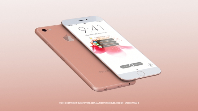 iPhone 7 Tiadakan Jack Audio