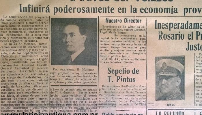 PROYECTO: LA RIOJA CHILECITO POR EL VELASCO