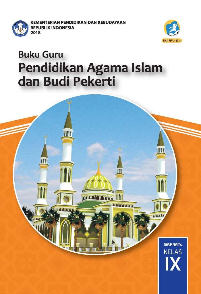 Buku Guru Kelas 9 Pendidikan Agama Islam dan Budi Pekerti