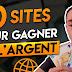 12 meilleurs sites Web pour gagner de l'argent en ligne أفضل 12 موقعًا لكسب المال عبر الإنترنت