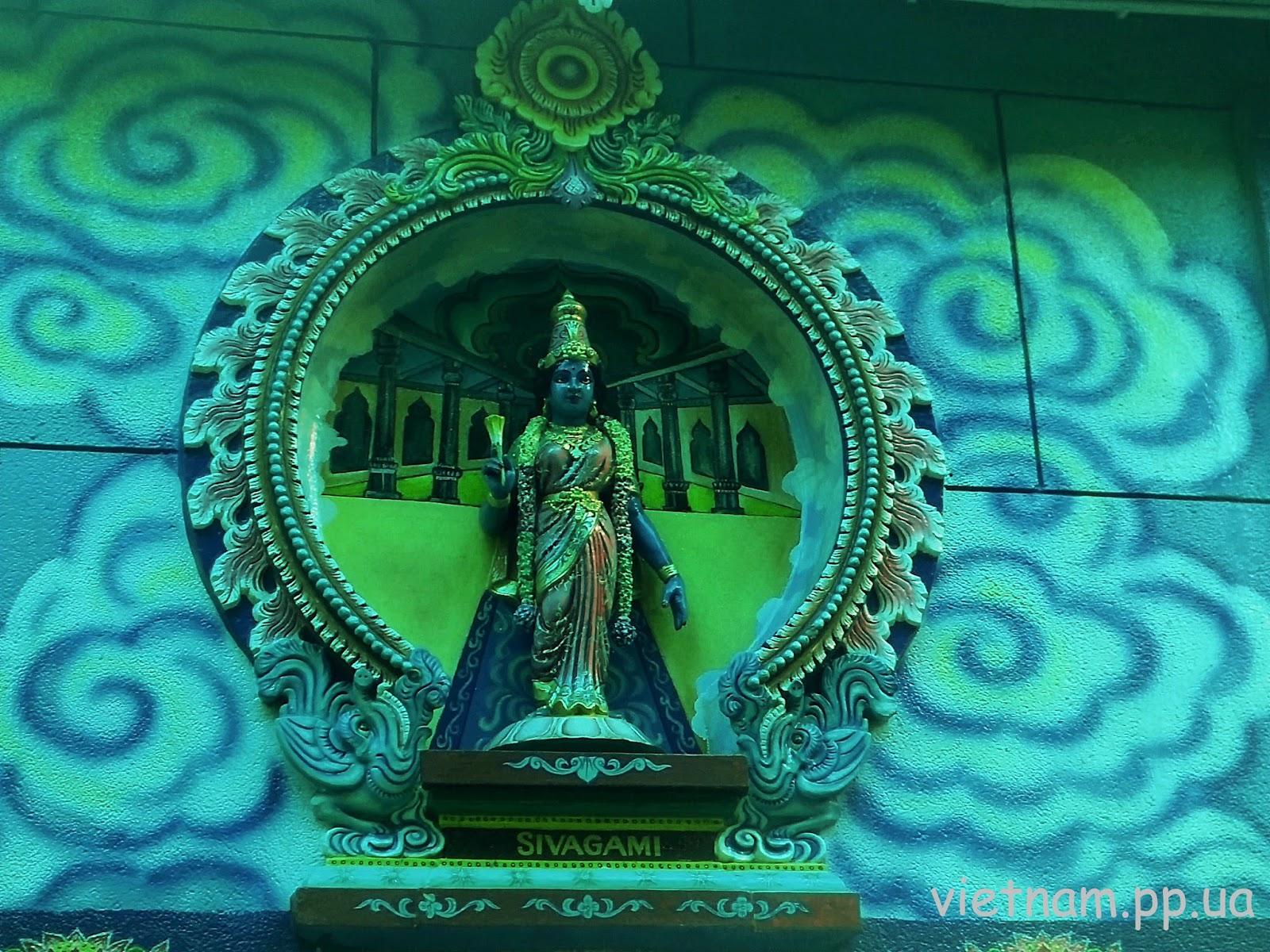 Божество хинди:Sivagami