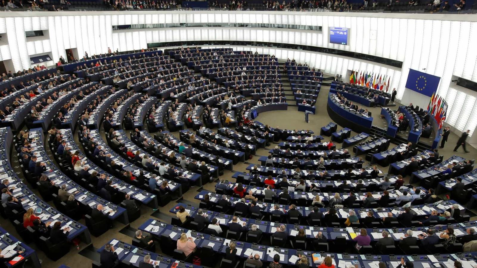Acordo de Saída do Reino Unido é votado hoje no Parlamento Europeu