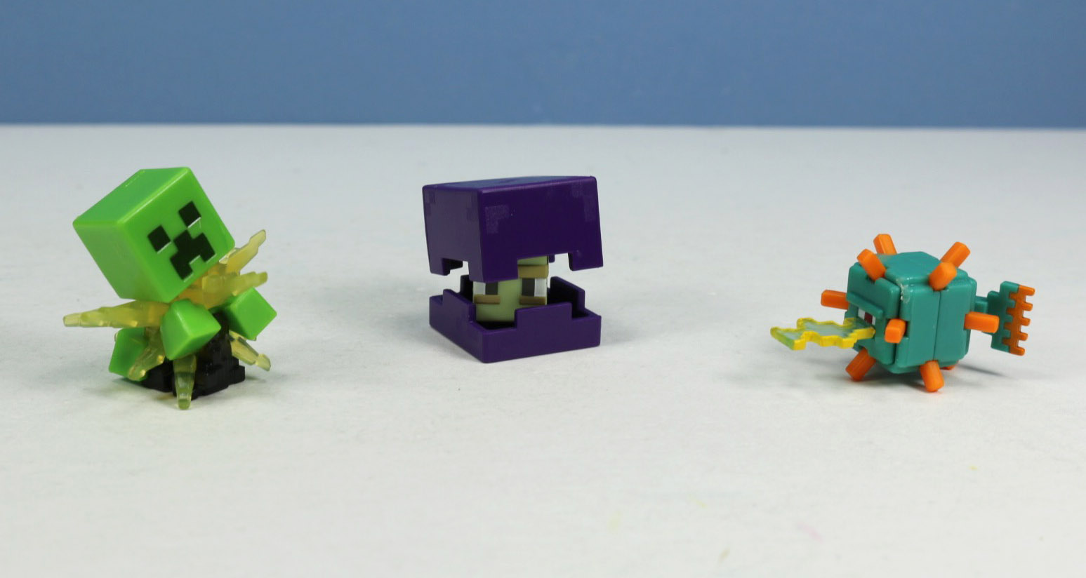 The Toy Museum Minecraft Mini Figure End Stone Series 6