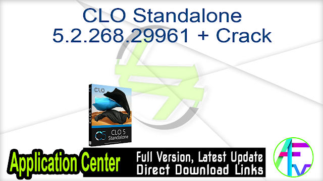 CLO Standalone 5.2.268.29961 + Crack