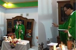 Perayaan Ekaristi di St. Arcadius 1