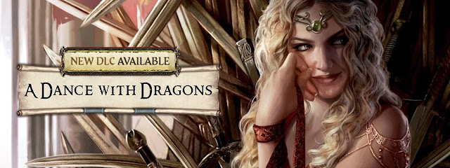 Game of Thrones: The Board Game A Dance with Dragons