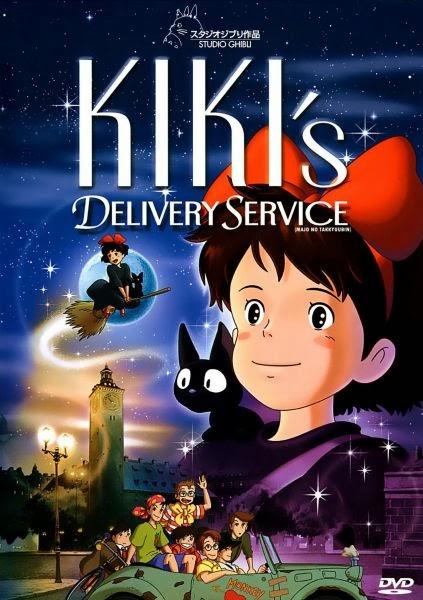 Poster do filme O Serviço de Entregas da Kiki