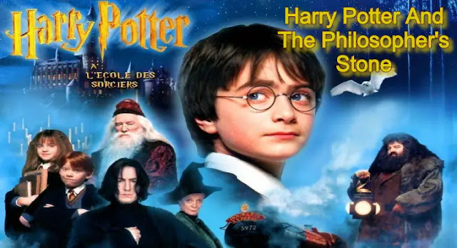 The Harry Potter and the Philosopher's Stone- cast-story-all detail