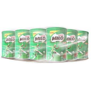Milo Active Go Tin 500g x 12