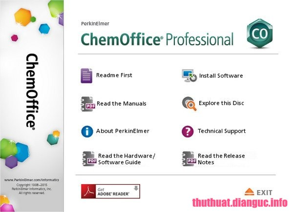 Download ChemOffice Professional 18.1.0.535 Full Cr@ck