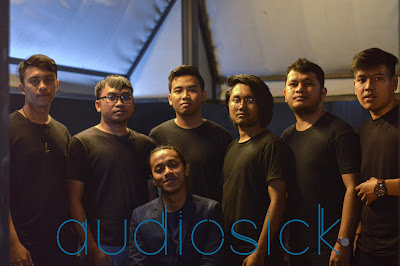 Rilis Single dan Music Video, AUDIOSICK masih ADA!