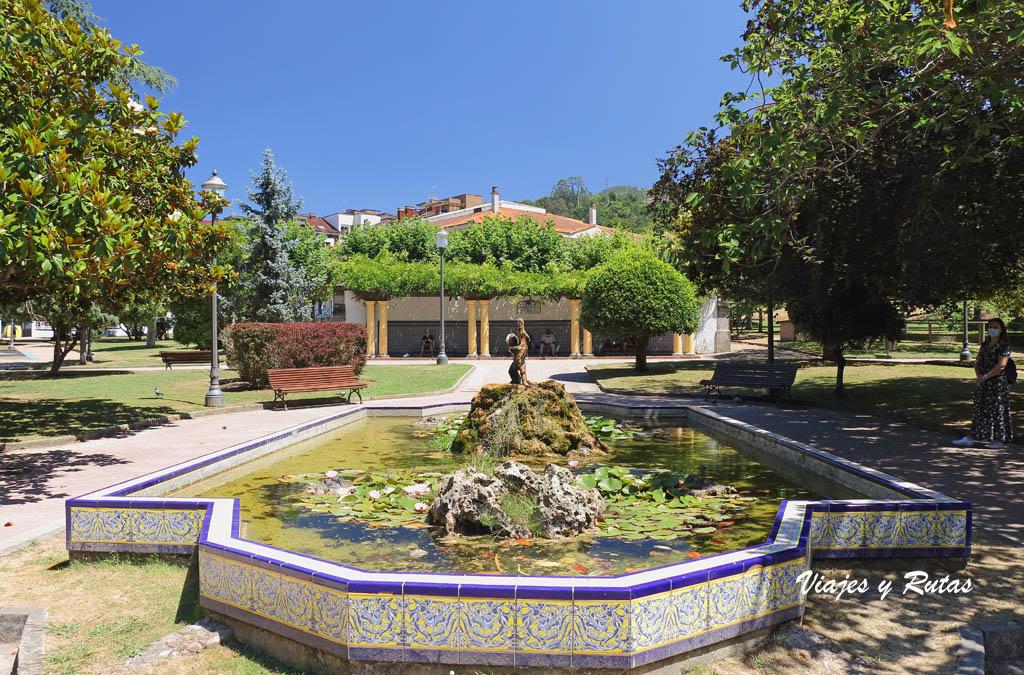 Parque Ballina de Villaviciosa