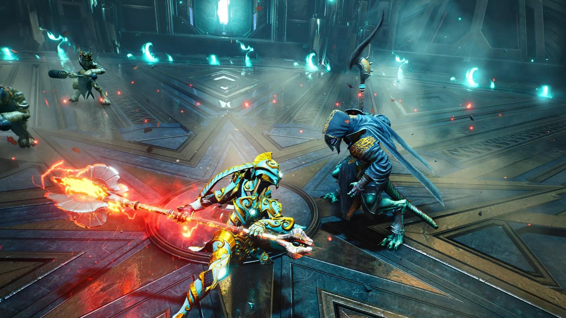 Godfall - Gearbox E3 2021 Showcase