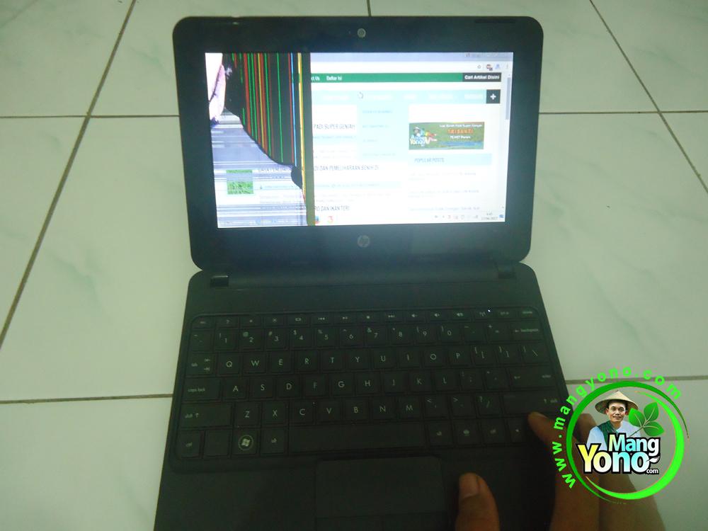 Cara Mengatasi Lcd Laptop Notebook Pecah