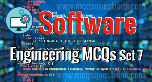 Software Engineering MCQs Set 7