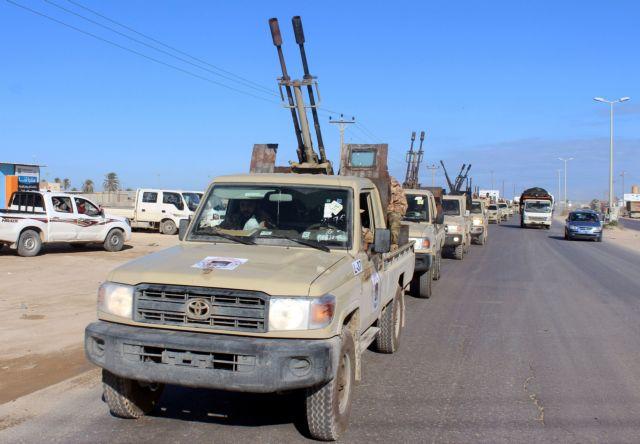 Ο Χαφτάρ σφυροκοπά την Τρίπολη – Ο ΟΗΕ ελπίζει σε… εκεχειρία