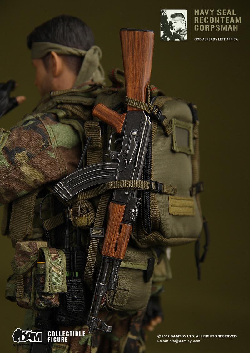 Pre Order Dam Toy 1 6th U S Navy Seal Recon Team Corpsman