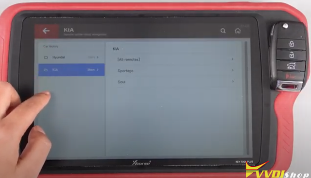 Xhorse Key Tool Plus Remote Online-cloud Recognition 10