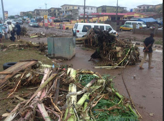 Rainstorm Destroys Properties Worth Millions Of Naira In Plateau