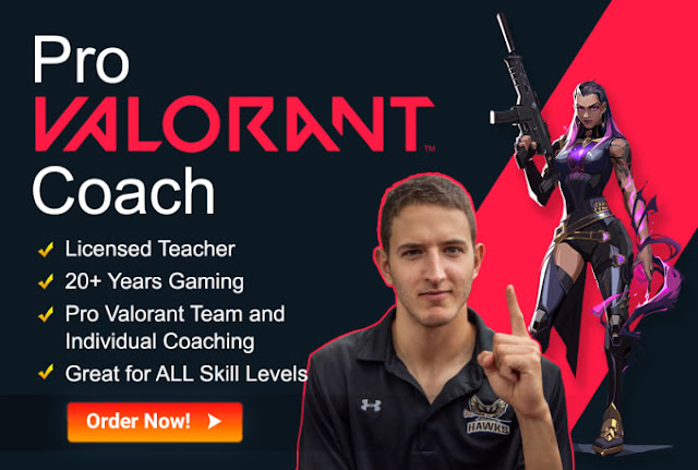 Pro valorant coach and licensed teacher - Scuf Gaming - Extend your gaming sessions to record levels