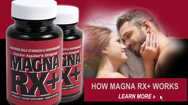 How Magna Rx+ Works
