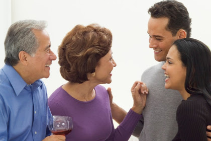 10 Tips Mudah Mengambil Hati Calon Mertua