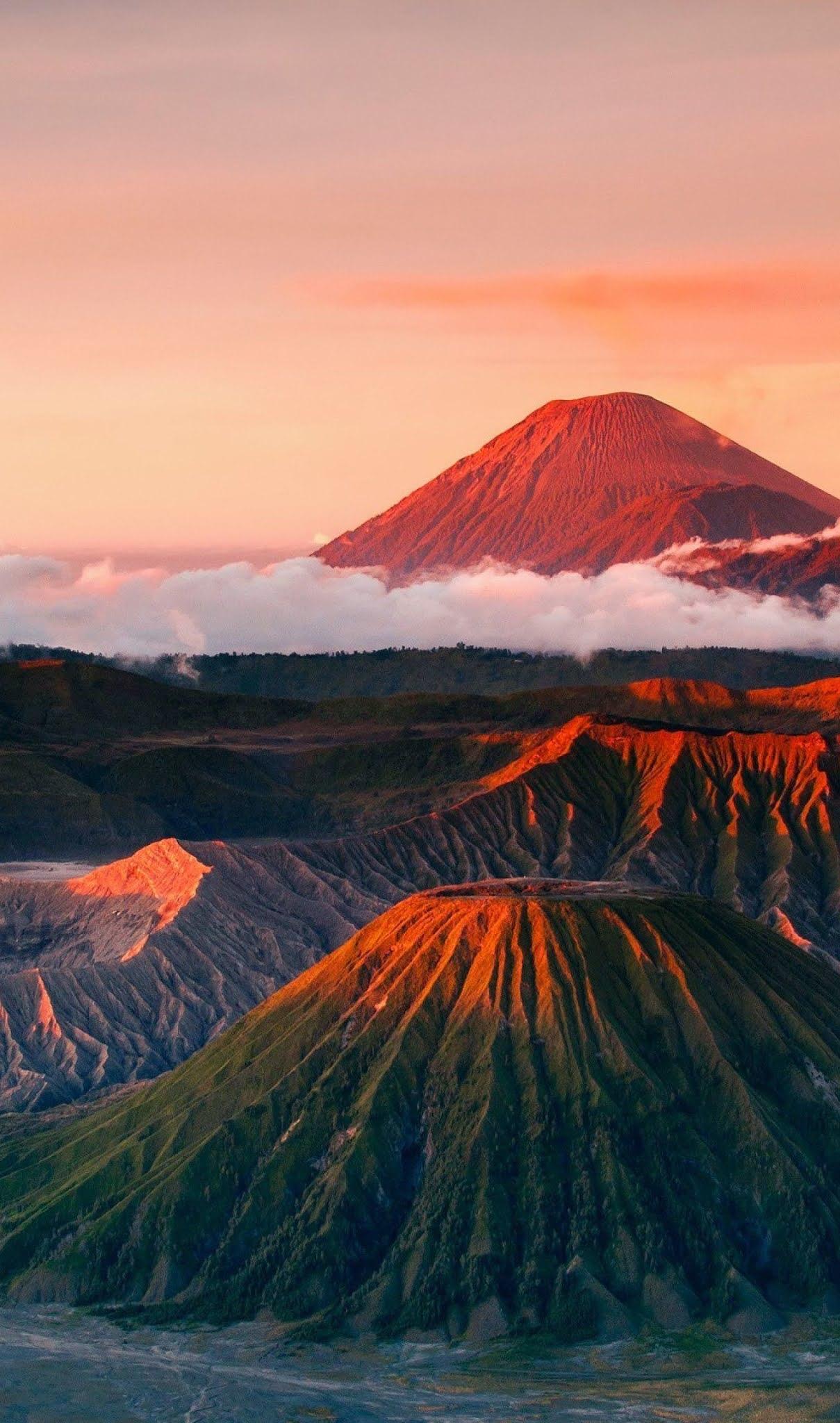 Gambar Alam Gunung