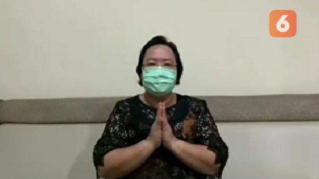 Istri Almarhum Bupati Morowali Utara Akui Positif Terjangkit Corona