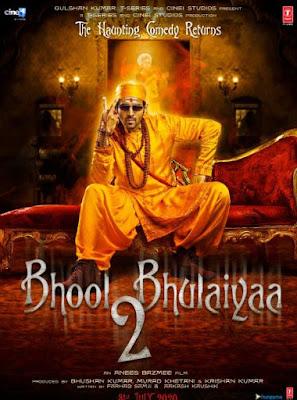 Bhool Bhulaiyaa 2 Poster, Bhool Bhulaiyaa 2 First Looks