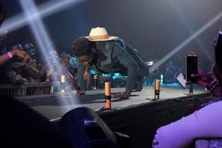 Mr Eazi Aologizes For Saying Ghana's Music Influenced Nigerian Sound