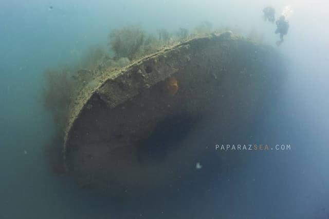 Scuba diving, Coron, Palawan, Philippines, Paparazsea
