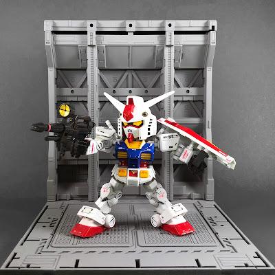 RX-78-2 Gundam SD CS Cross Silhouette