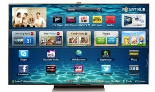 Smart TV ES9000, TV Pintar dari Samsung