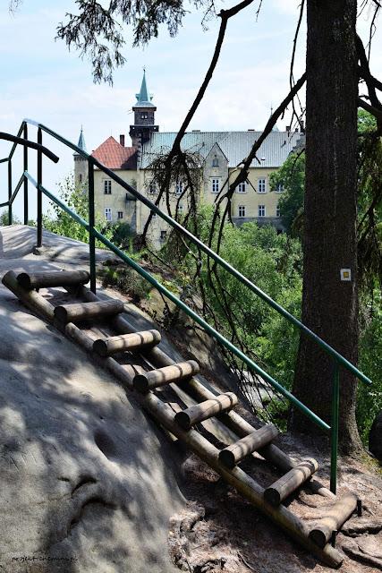 Hruboskalsko-Zamecka vyhlidka