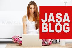 Jasa Blog Untu Jualan Produk