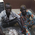 Photos: Suspected robbers arrested while stuffing N1.5m robbery proceed into their private parts